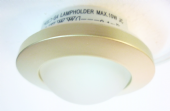 SCS 9057 satin downlight